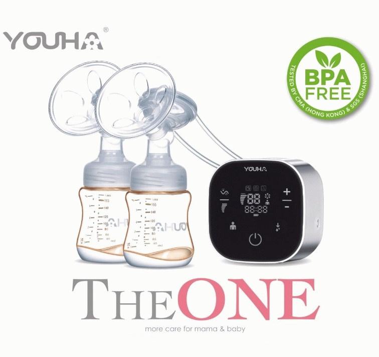 優合Youha - The One 電動奶泵