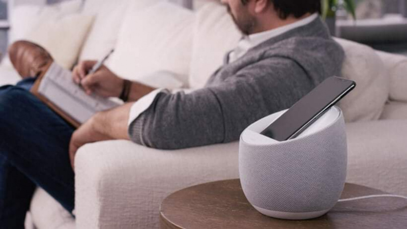 🎼Belkin SOUNDFORM™ ELITE Hi-Fi 智能喇叭 + 無線充電器📱