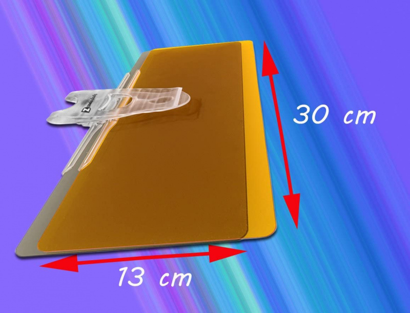 汽車防眩光檔大陽直射鏡片 (2片鏡片)