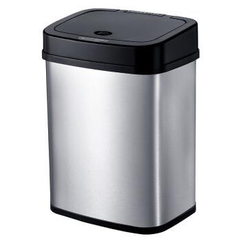 NINESTARS不銹鋼防水智能感應垃圾桶12L [DZT-12 / 15-5]