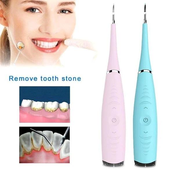 超聲波DIY電動牙石牙跡清潔器 [2色]