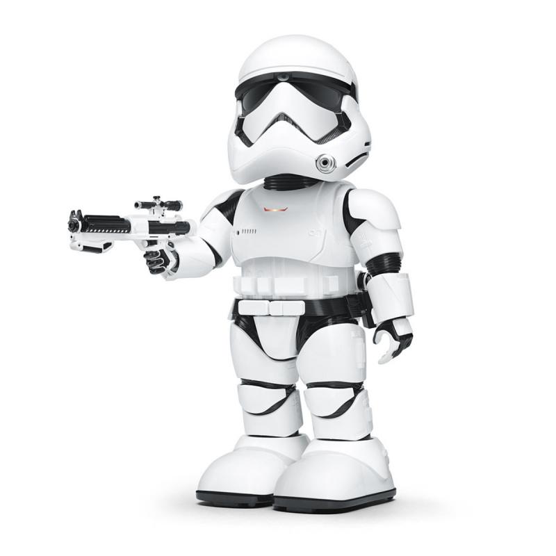 UBTECH 星球大戰第一部隊風暴兵互動機械人