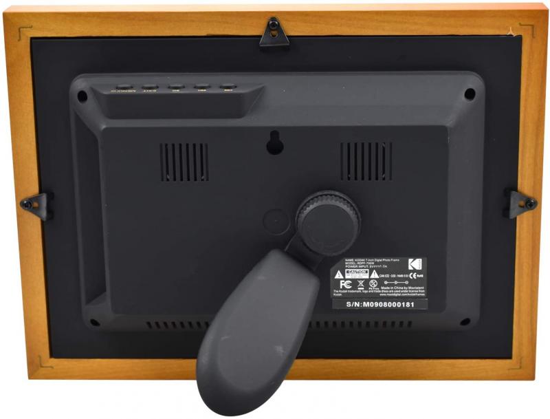 "KODAK 7"" inch Multi-function Digital Photo Frame RDPF-700V"