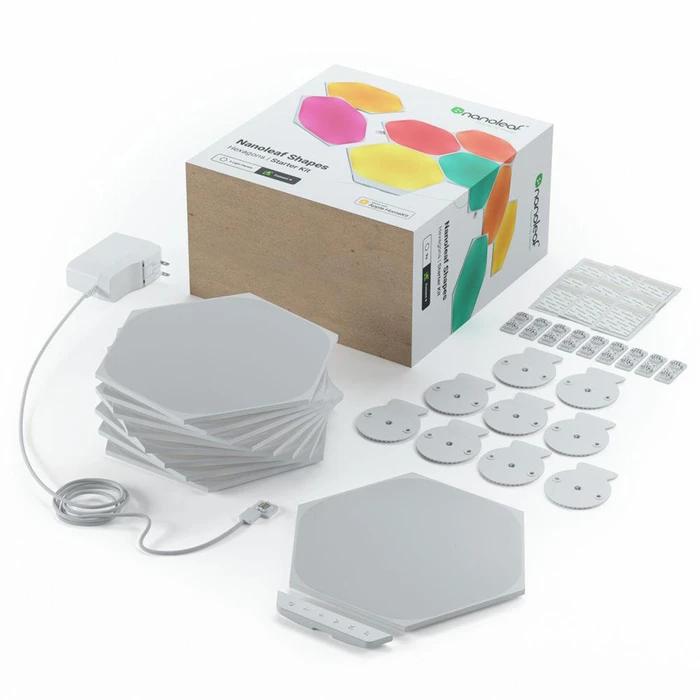 Nanoleaf Shapes Hexagons Smarter Kit (9 Pack)