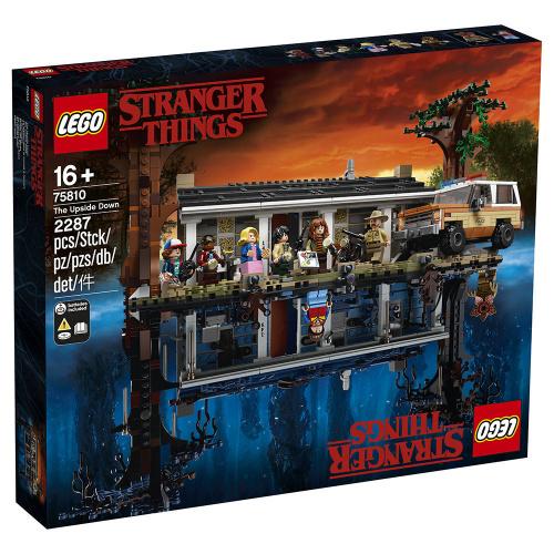 LEGO®Stranger Things 75810 The Upside Down (怪奇物語, Netflix)
