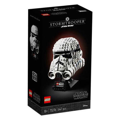 LEGO®Star Wars™ 75276 Stormtrooper™ Helmet (星戰, 頭盔)