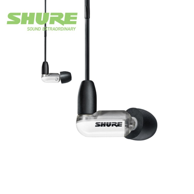 [港澳免運] Shure Aonic 3 Sound Isolating Earphones