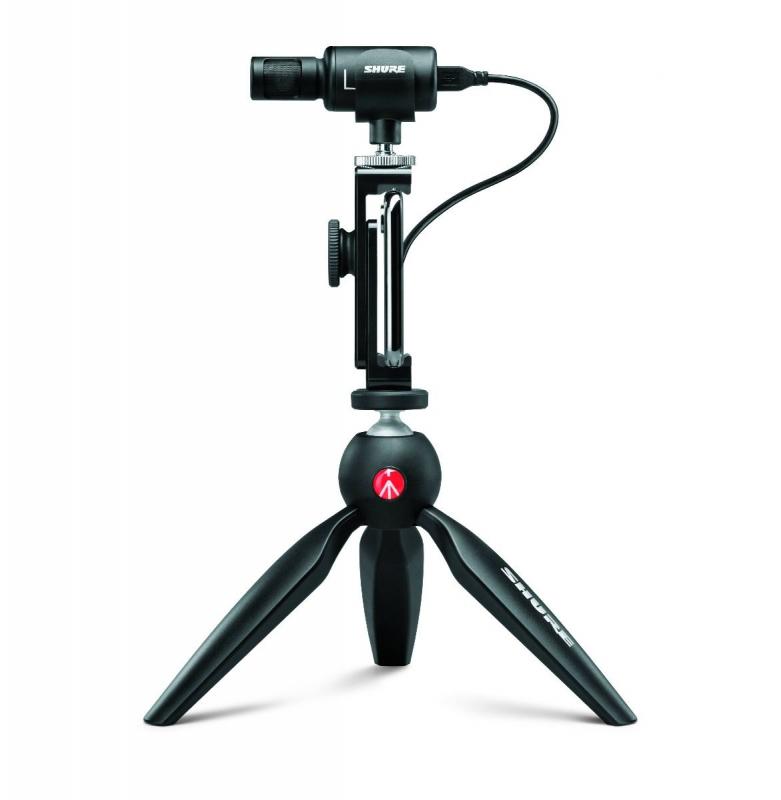SHURE MV88+ Video Kit