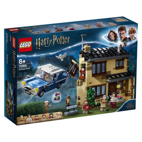 LEGO®Harry Potter™ 75968 4 Privet Drive (哈利波特, 妙麗)