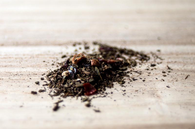 文茶 - 香桃焙茶
