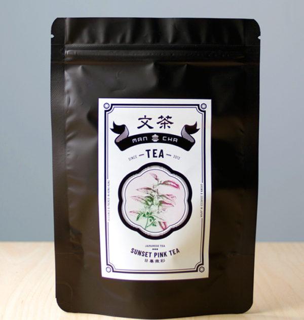 文茶 - 日暮霞彩