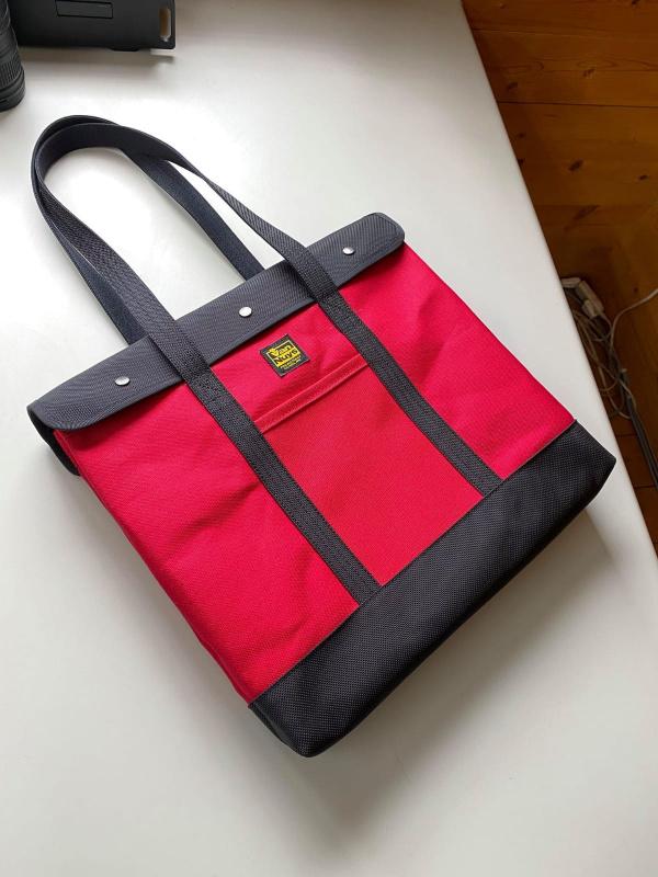 【香港別注版】VanNuys VE229 黑膠唱片便攜袋 Made in Japan