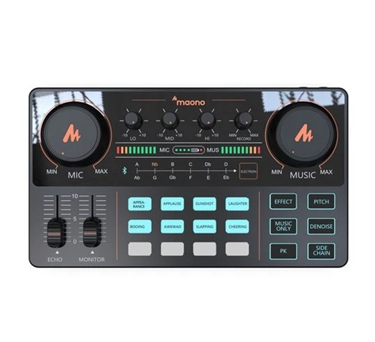 Maono AU-AM200 Maonocaster Lite All-in-one Portable Mixer 流動多功能混音器