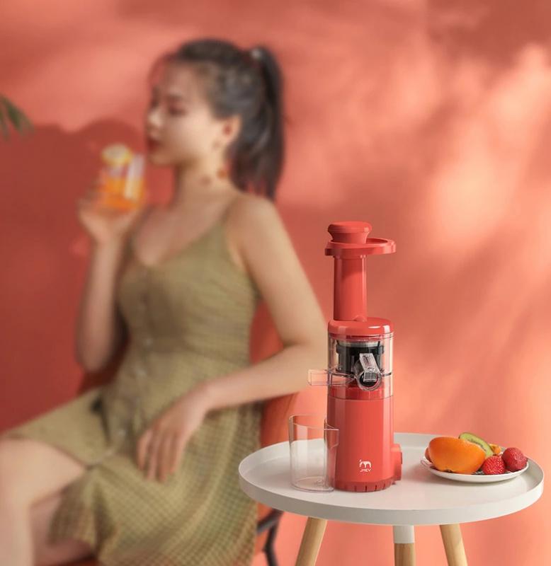 JMEY - Mini 家用全自動無線榨汁機 🍊🍍 渣汁 #自動分離