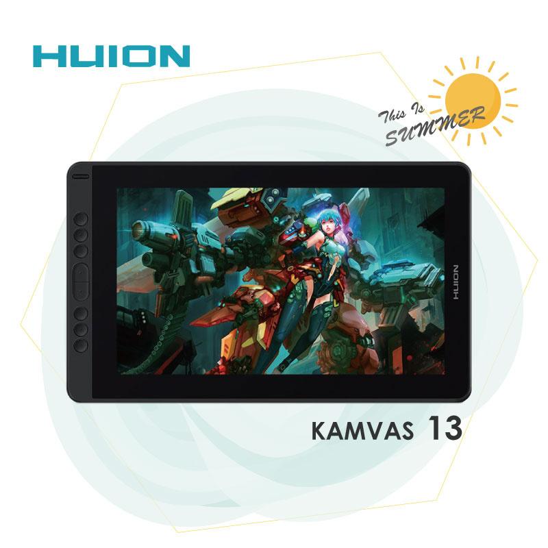 Huion Kamvas 13 Green 13寸繪圖板