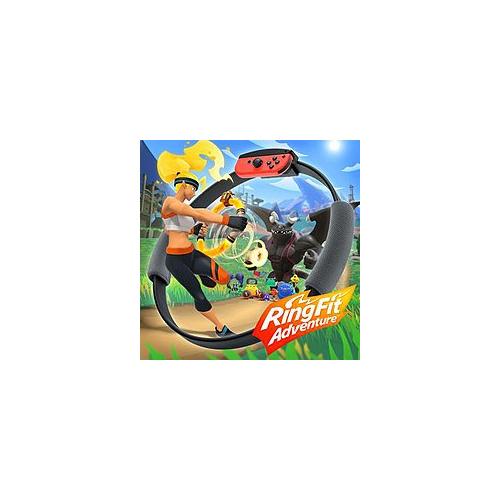 任天堂 - NS RingFit Adventure 健身環大冒險 遊戲套裝