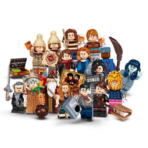 LEGO®Minifigures 71028 Harry Potter™ Series 2 (單包/一盒)
