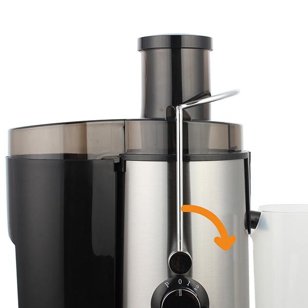 日本TSK - HAEGER家用全自動大口徑榨汁機---渣汁分離果汁機