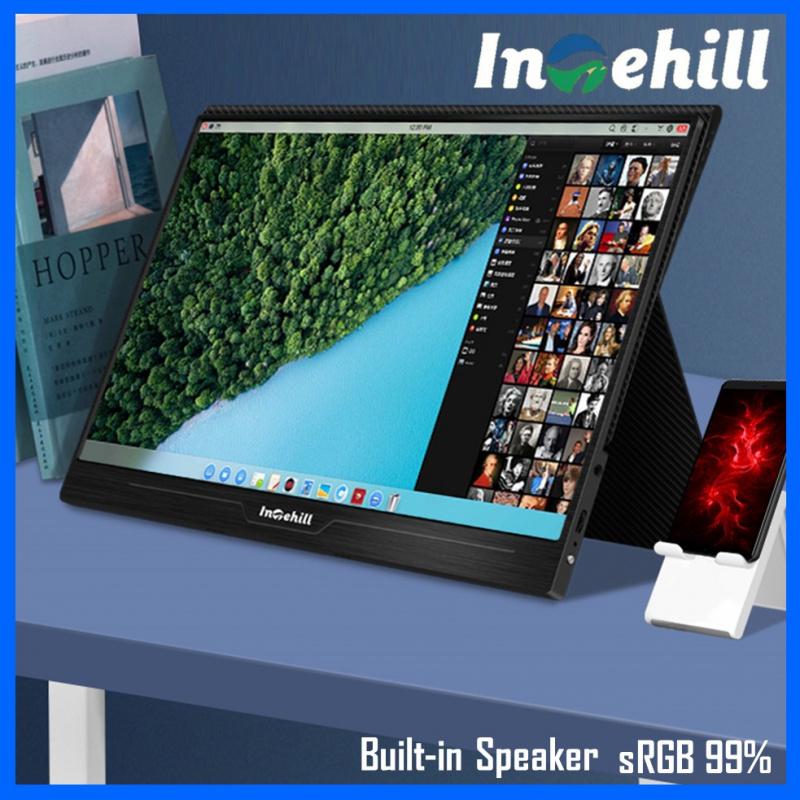 """Intehill 15.6"""" 輕觸式便攜顯示器 H156PET"""