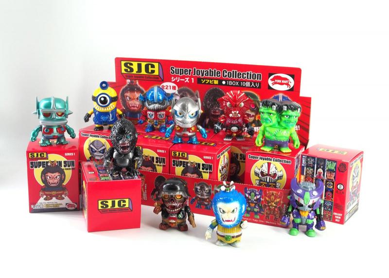 Pork Mart - Super Joyable Collection (盲盒)