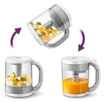 Philips Avent - 4 合1 嬰兒食品蒸煮攪拌器