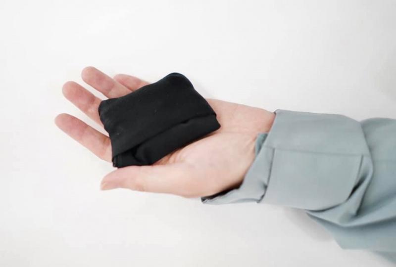 AirOgo 可重用摺疊口罩 (附濾芯6片)