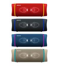 Sony EXTRA BASS™ 可攜式藍牙揚聲器 SRS-XB33