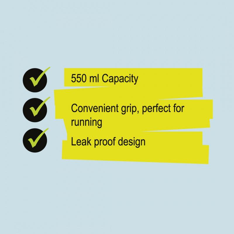 XD Design Bopp 手持跑步水壺 (為跑步者而設計) 3色