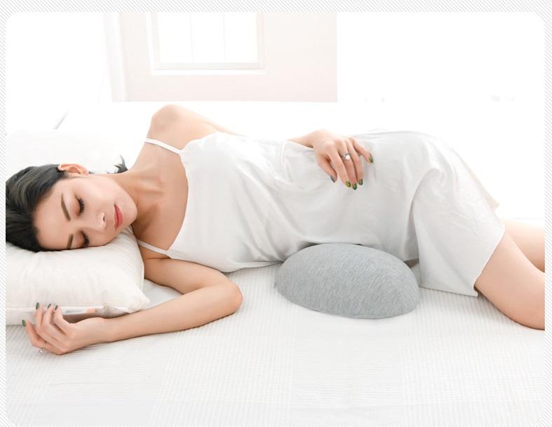 孕婦腰部支撐葉形枕頭