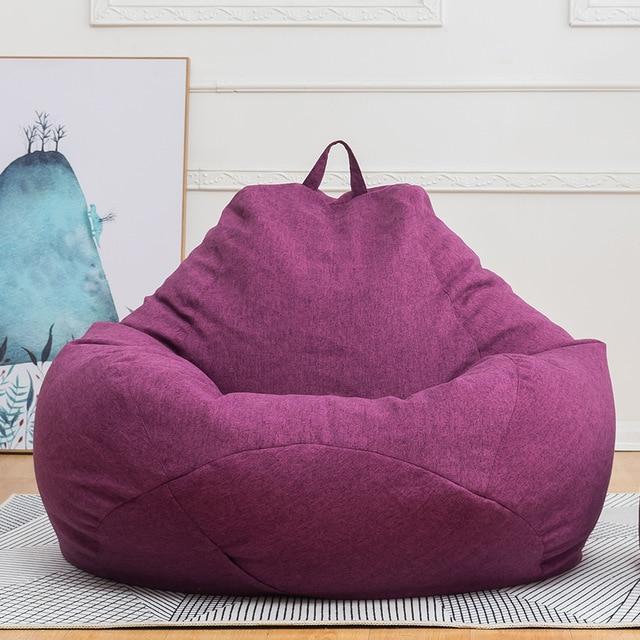 超舒適懶人豆袋梳化[11色]