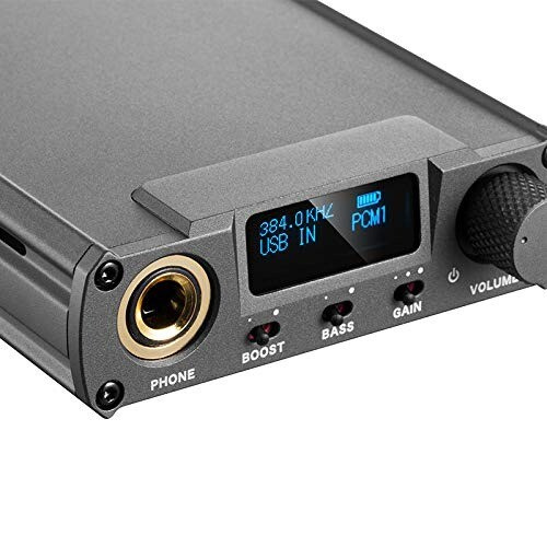 XDUOO XD-05 Plus 便攜式耳擴
