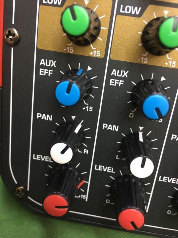 Stylish/with bluetooth/4 channel Audio mixer/48 V phantom & audio system for studio recording/型格/便𢹂/藍牙4路/小型混音器/調音台/聲卡功能