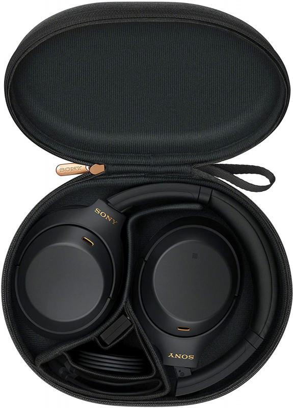 Sony WH-1000XM4 無線降噪耳機 [2色]【DBS獨家優惠】