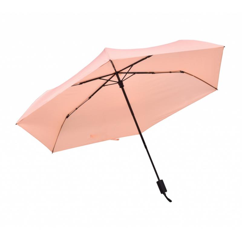 碳纖維六骨快乾傘 - 橙