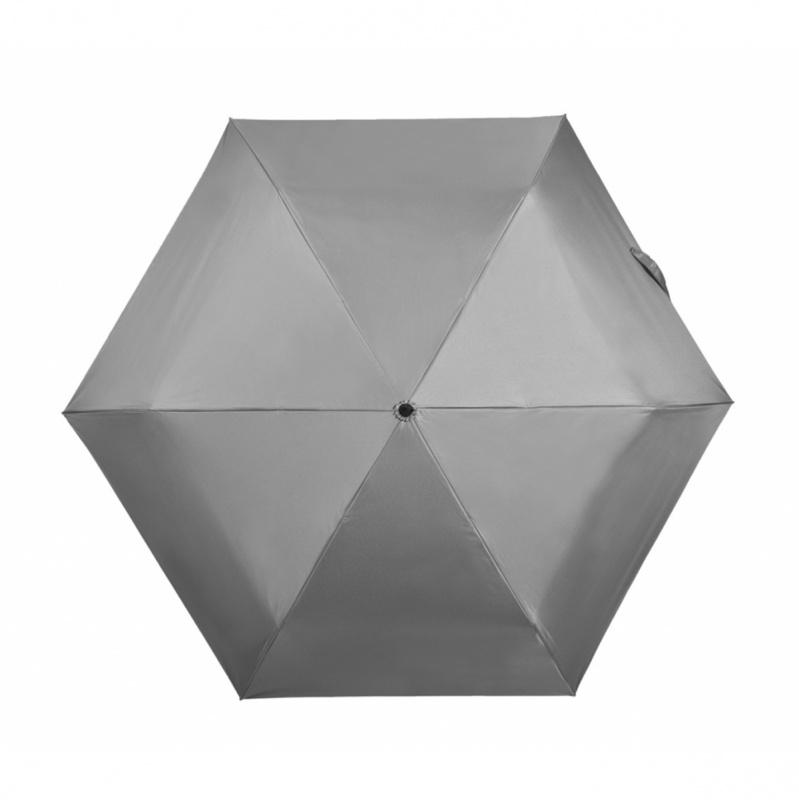 遮光系列碳纖維六骨快乾傘 - 灰