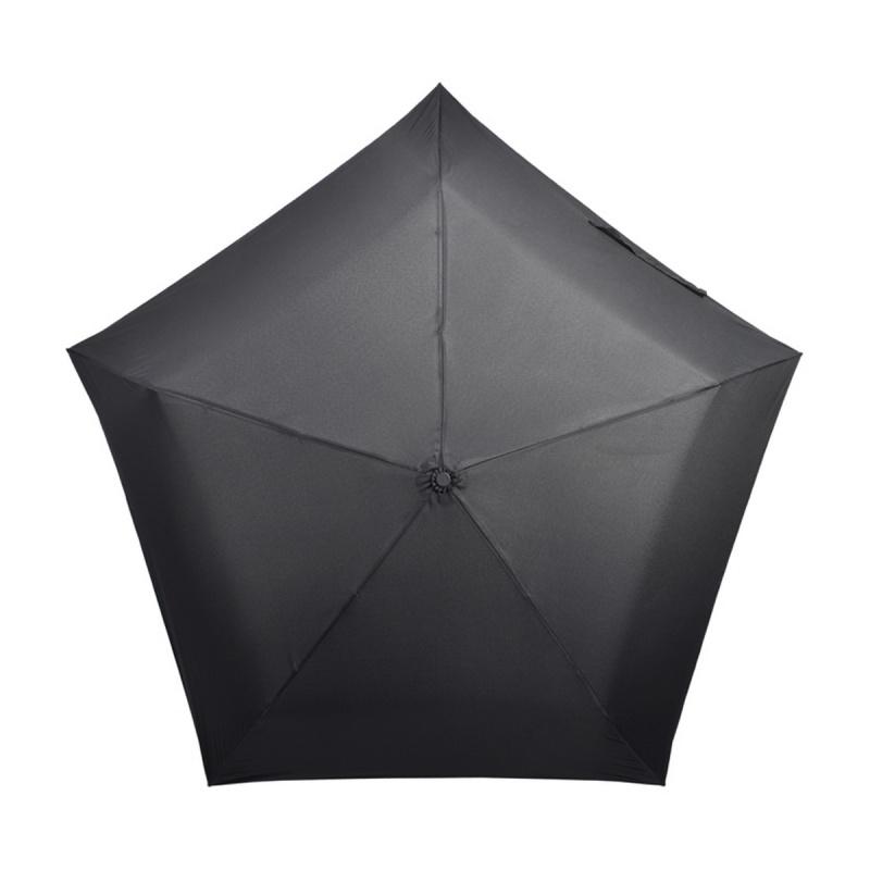 碳纖維五骨快乾傘 - 黑