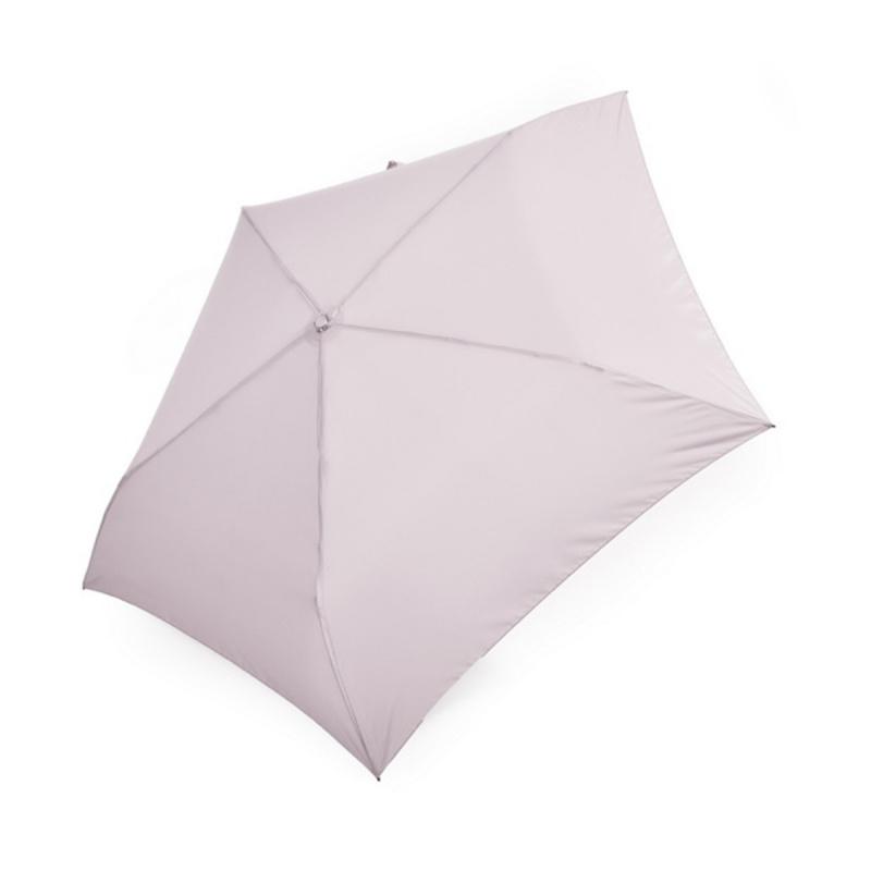 碳纖維五骨快乾傘 - 淺粉紅