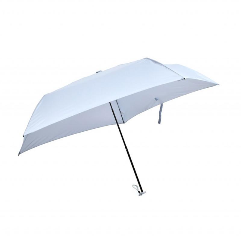 碳纖維五骨快乾傘 - 淺藍