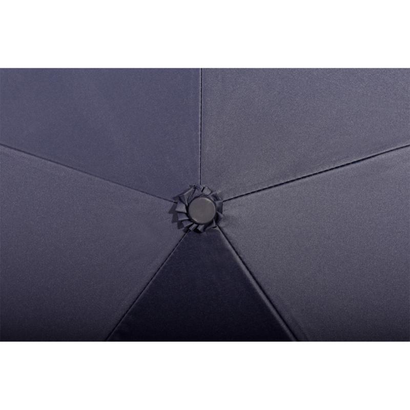 遮光系列碳纖維五骨快乾傘 - 深藍