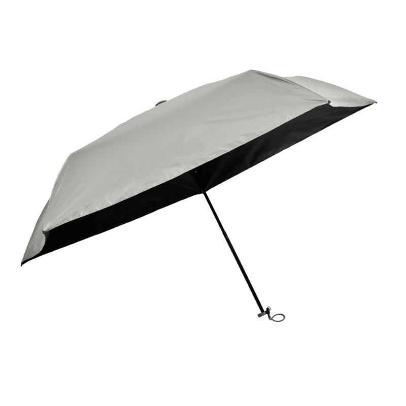 遮光系列碳纖維五骨快乾傘 - 灰