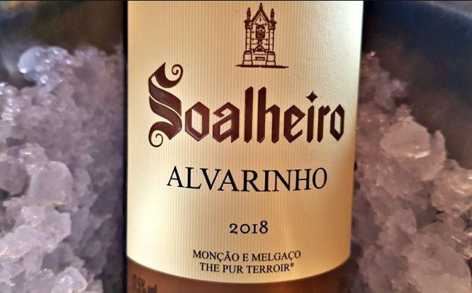 Alvarinho Soalheiro 2018