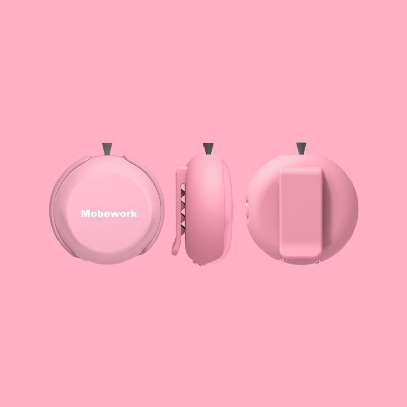 負離子隨身達空氣淨化器 V2 Pro - 粉紅