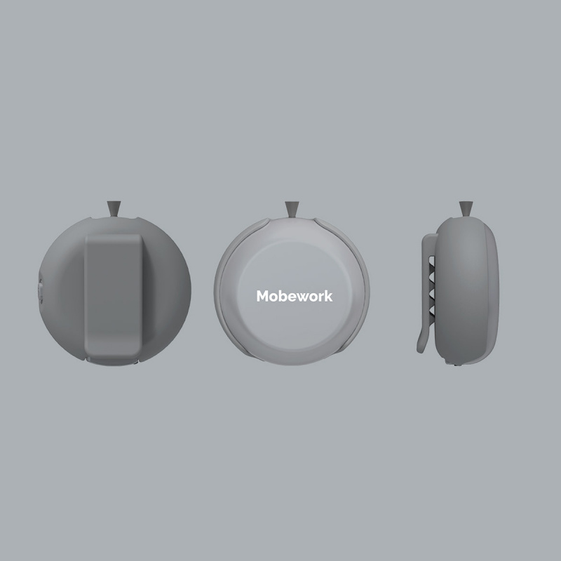 負離子隨身達空氣淨化器 V2 Pro - 灰