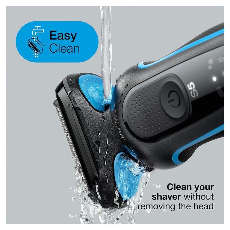 Braun 百靈 Series 5 5018s Wet & Dry Shaver