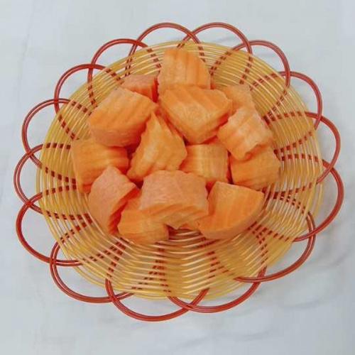 波浪形紅蘿蔔角 (約400g) [1盒]
