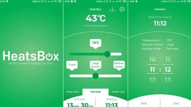 瑞士 HeatsBox Life - 輕量版智能加熱飯盒🍱 -