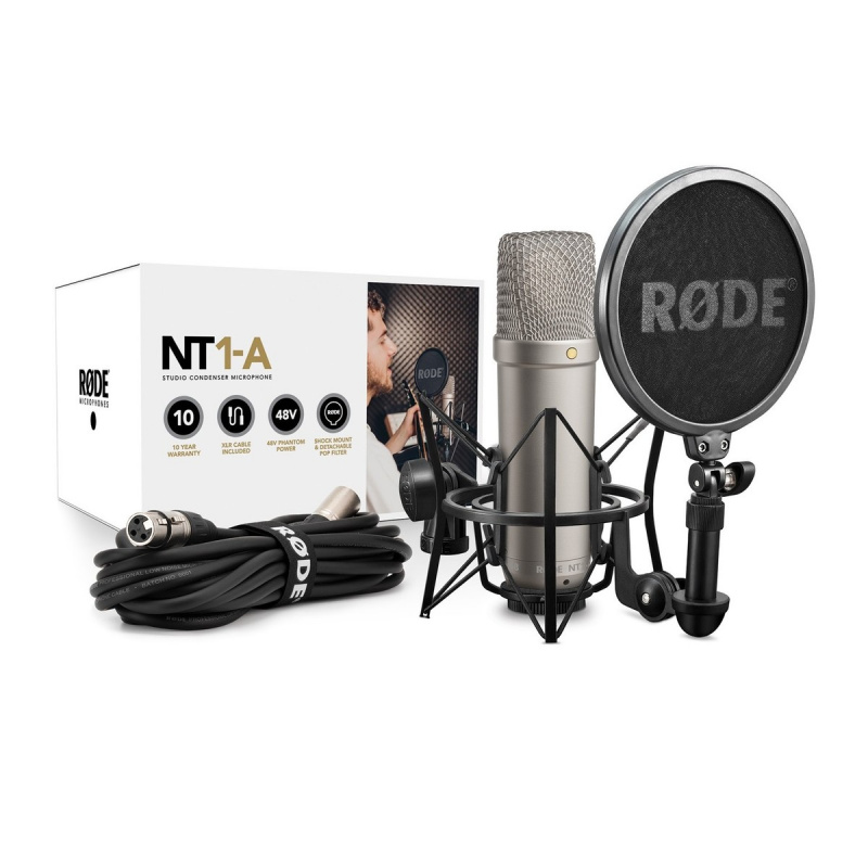 Rode NT1-A Pack🎤🎼