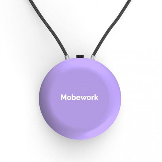 負離子隨身達空氣淨化器 V2 Pro - 紫