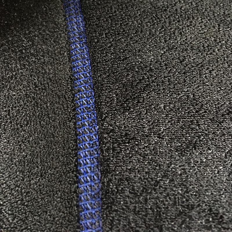 3.5mm 兒童保暖背心 - 藍