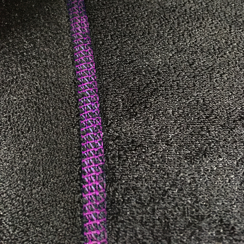 3.5mm 兒童保暖背心 - 粉紅